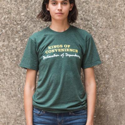 Declaration-tshirt