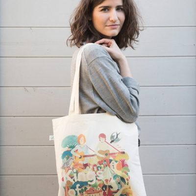 Garami Tote Bag