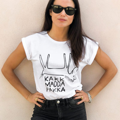 kmf-hest-tshirt-female