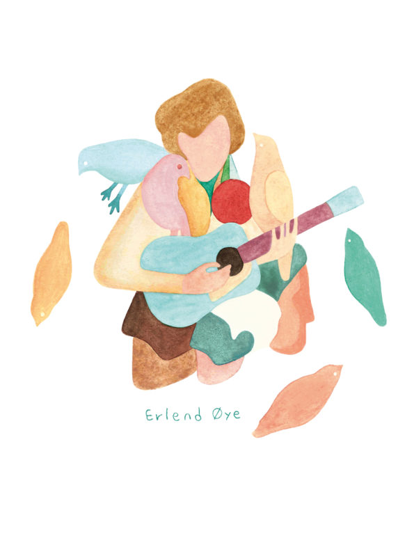 Erlend-Oye-t-shirt-birds-garami