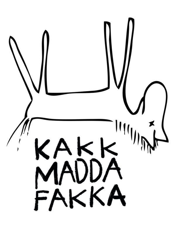 design-hest-white-kakkmaddafakka