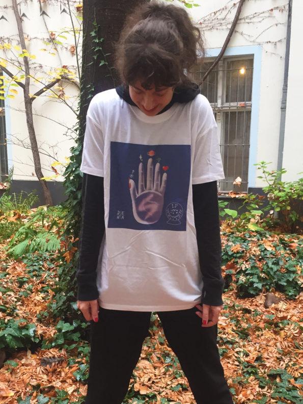 DENA-white-t-shirt