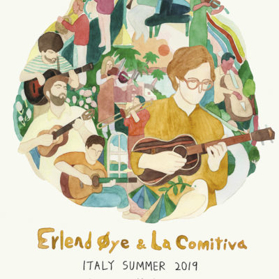 Erlend-italy-poster-2019
