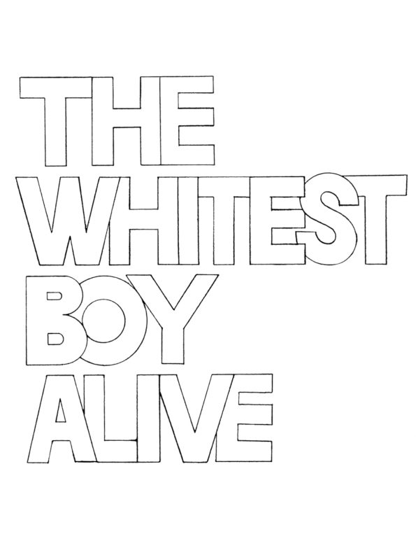 The-whitest-boy-alive-tshirt