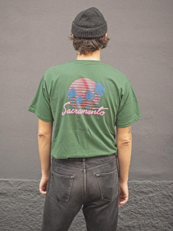 Sacramento-GREEN-TSHIRT-back