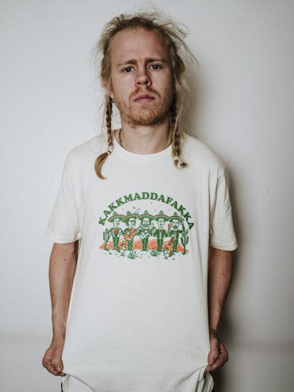 Mariachi tshirt kakkmaddafakka