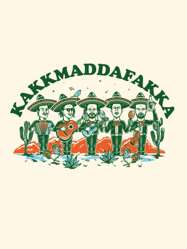 mariachi-design-kakkmaddafakka-front