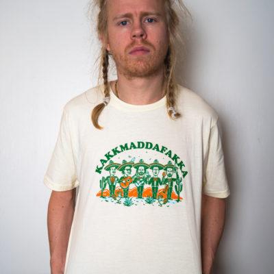 mariachi-kakkmaddafakka-front-tshirt