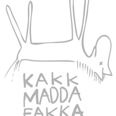 silver-girl-kakkmaddafakka-tshirt
