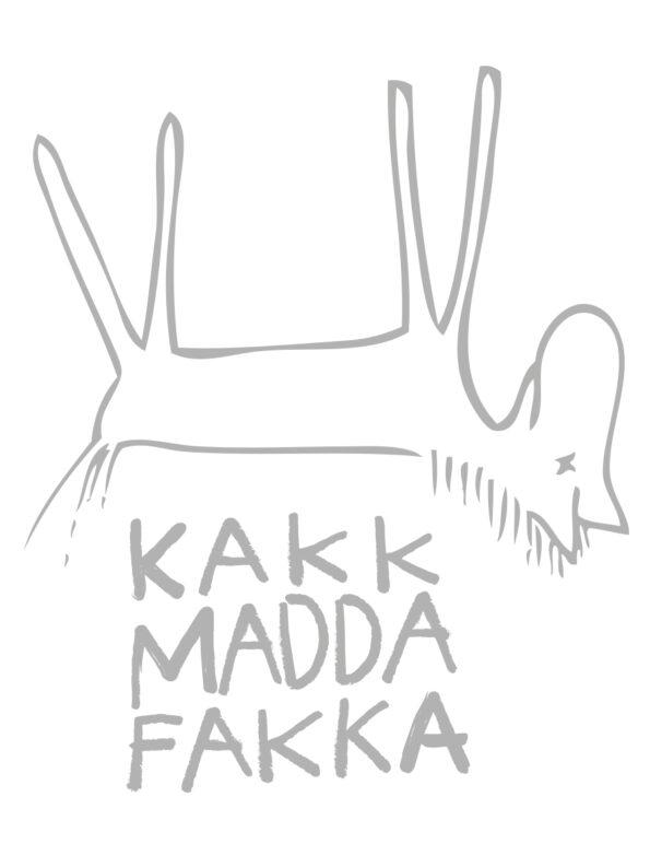 design-hest-white-silver-kakkmaddafakka