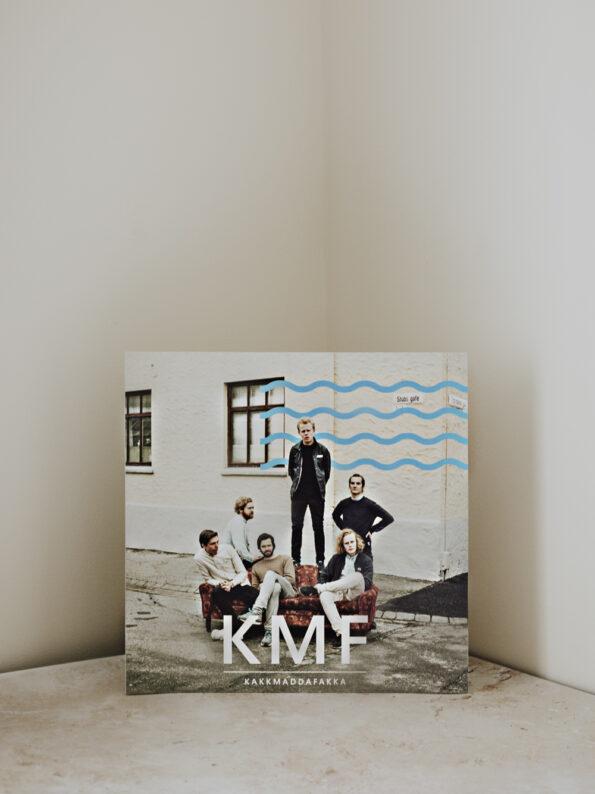KMF -kakkmaddafakka-vinyl